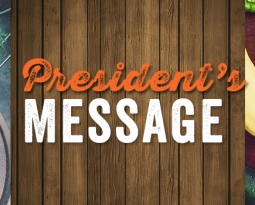 President's Message – September 2016